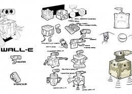 Wall-E Redesign